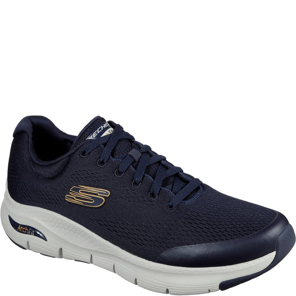 Skechers Arch Fit Lace Up Sports
