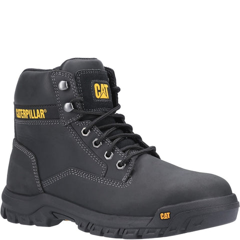 Caterpillar Median S3 Lace Up Safety Boot
