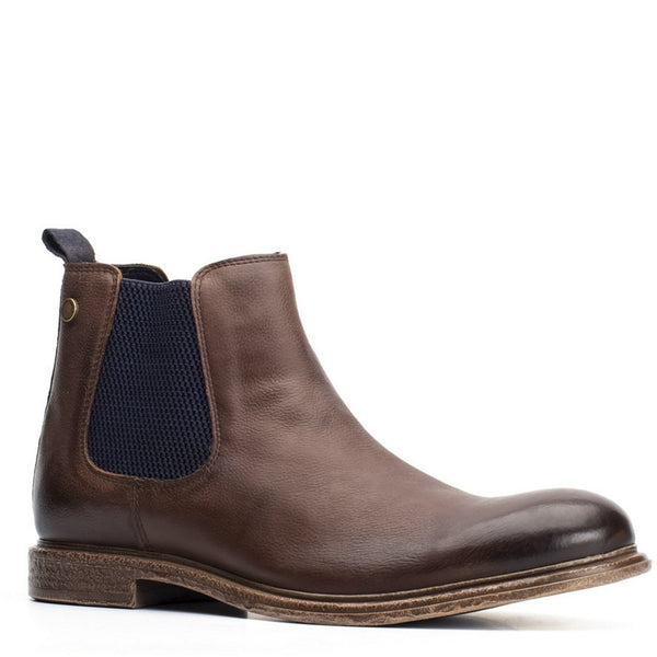 Base London Flint Softy Pull On Chelsea Boot