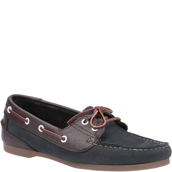 Riva Palafrugell Lace Up Boat Shoe