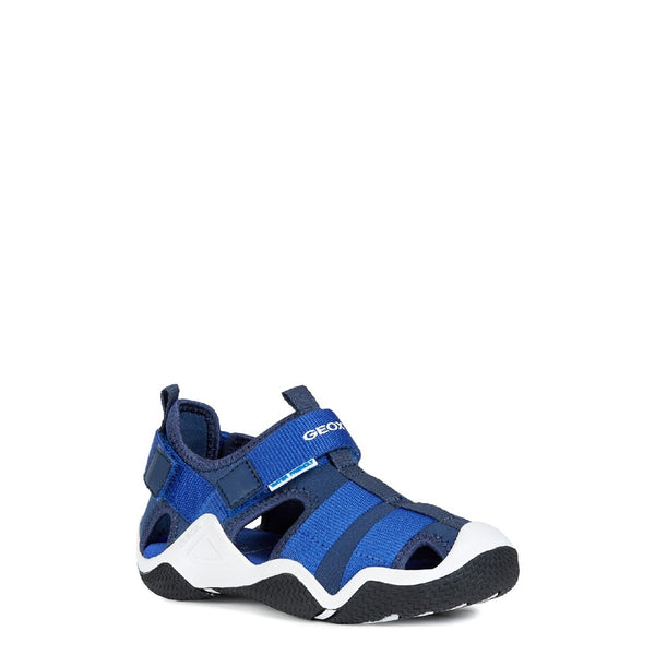 Geox Jr Wader A Touch Fastening Sports Sandal