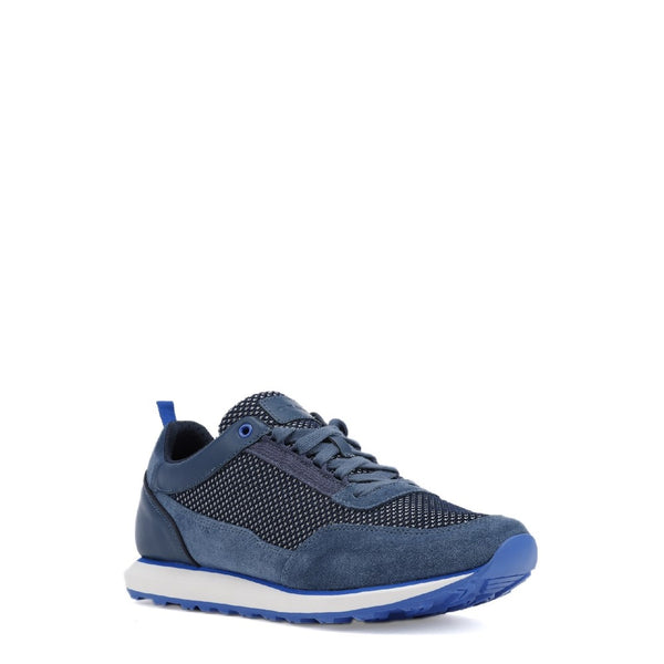 Geox U Volto C Lace Up Trainer