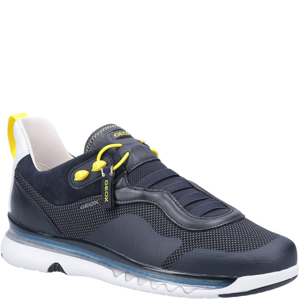 Geox U Levita A Lace Up Trainer