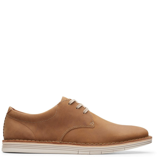 Clarks Forge Vibe Mens Lace Up Shoe