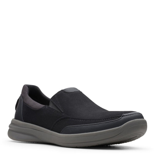 Clarks Step Stroll Edge Mens Slip On Shoe