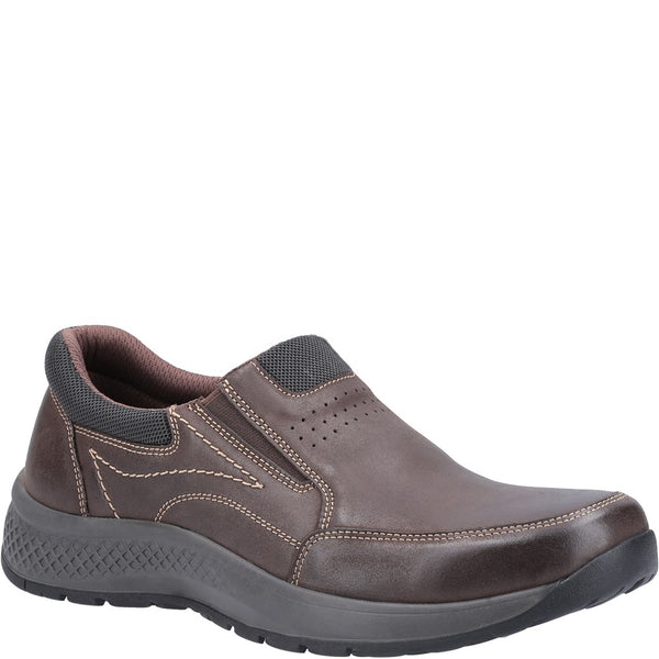 Cotswold Churchill Slip On Casual Shoe