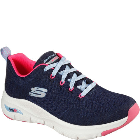 Skechers Arch Fit Comfy Wave Trainer