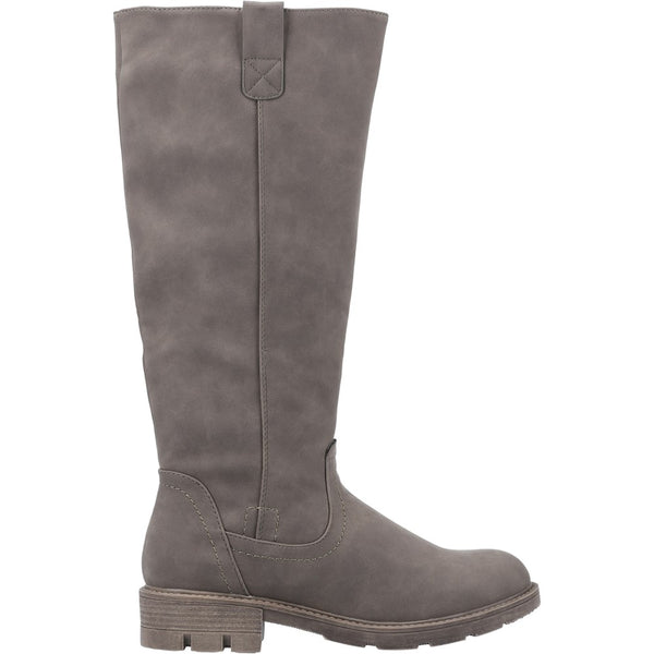 Divaz Quinn Knee High Boot