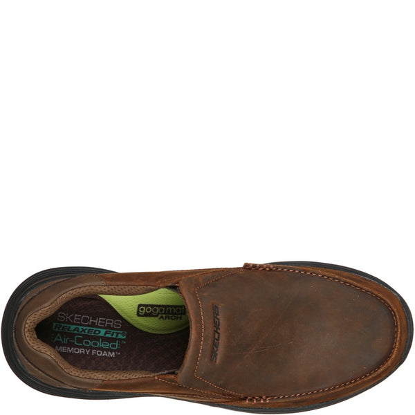 Skechers Expended Helano Slip On Shoe