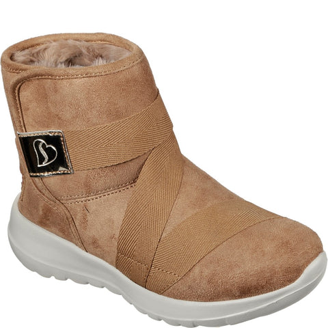 Skechers Go Walk Joy Strong Willed Ankle Boot