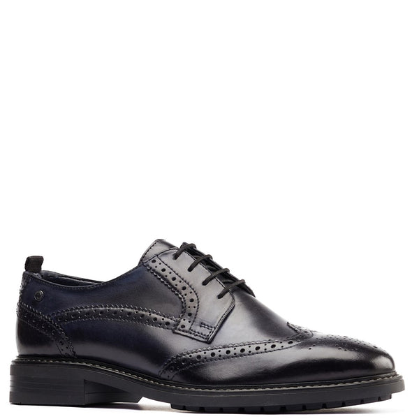 Base London Lennox Wingtip Derby Shoe