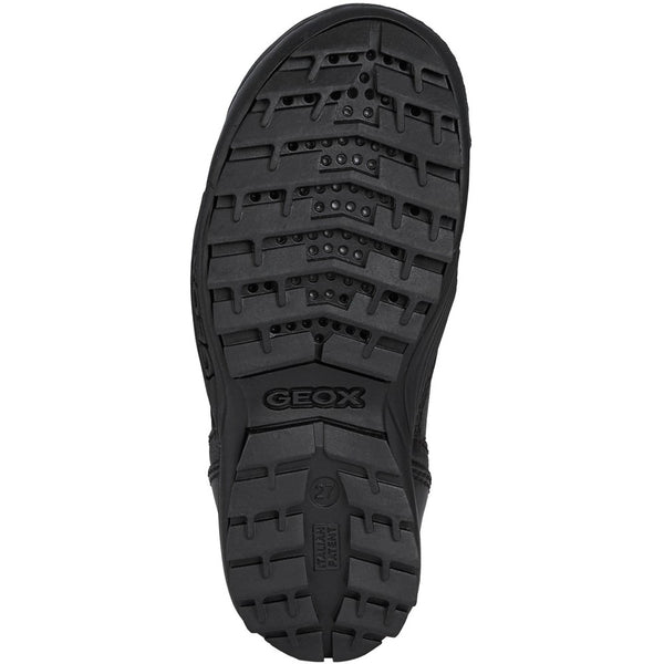 Geox J Savage B Touch Fastening Trainers