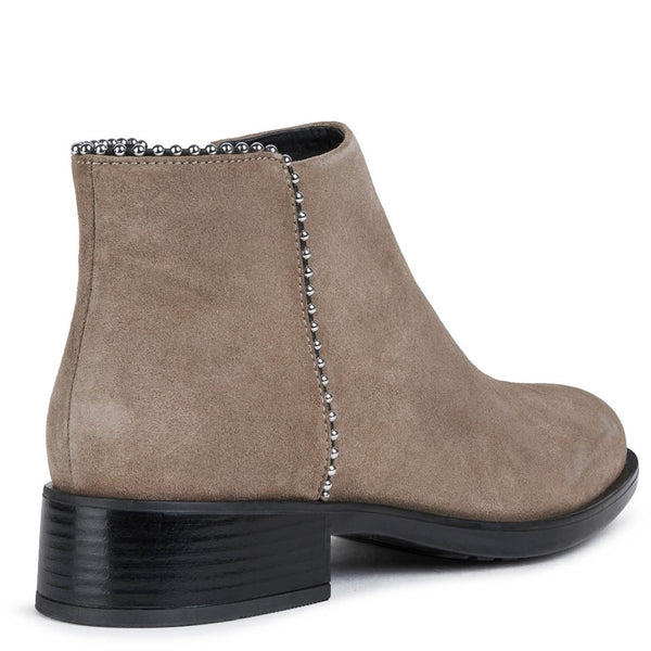 Geox Resia Zip Up Boots