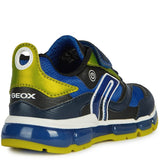 Geox Android Boy Touch Fastening Shoes