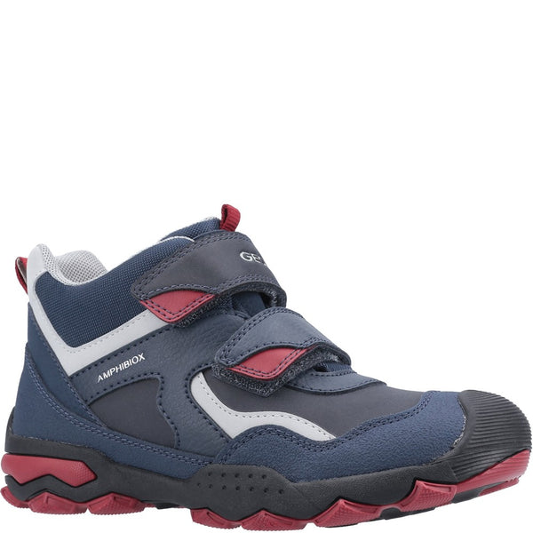 Geox Buller Boy Touch Fastening Shoes