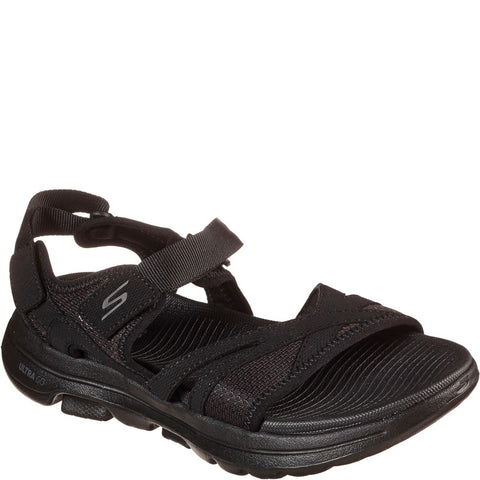 Skechers Go Walk 5 Restored Summer Sandal