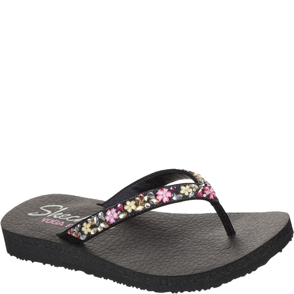 Skechers Meditation Daisy Garden Summer Shoes