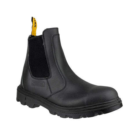 Amblers Safety FS129 Water Resistant Pull on Safety Dealer Boot