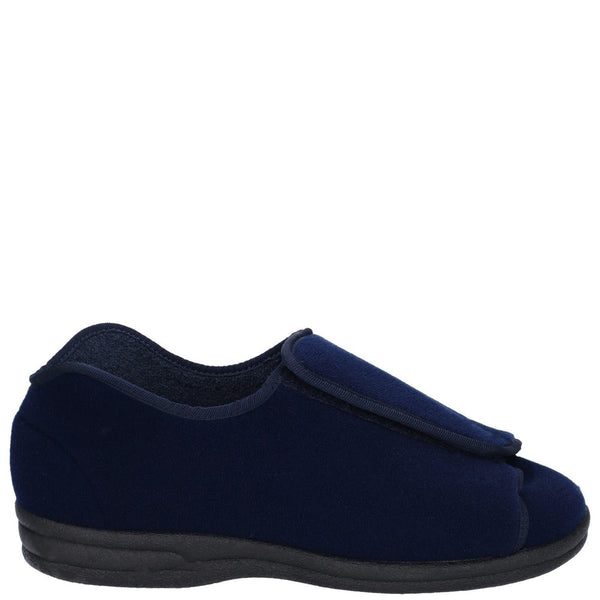 Mirak Fife Touch Fastening Slipper