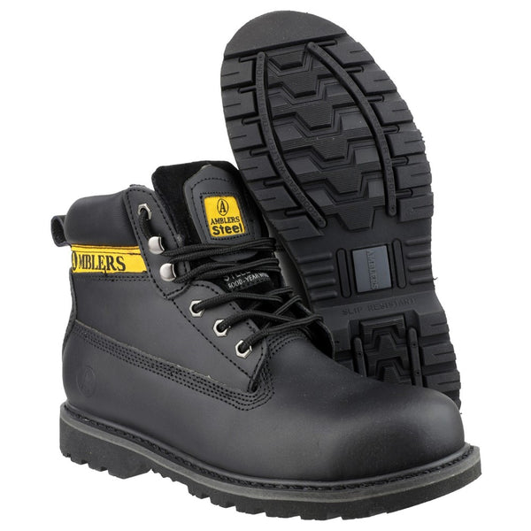 Amblers Safety FS9 Goodyear Welted Safety Boot