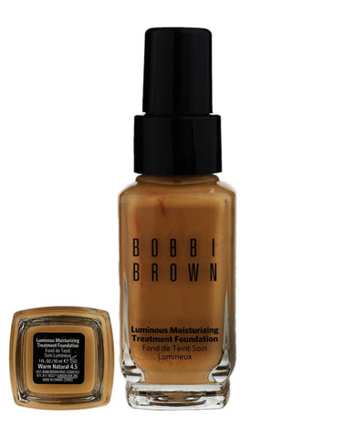 Bobbi Brown Luminous Moisturizing Treatment Foundation 1.0oz/30ml