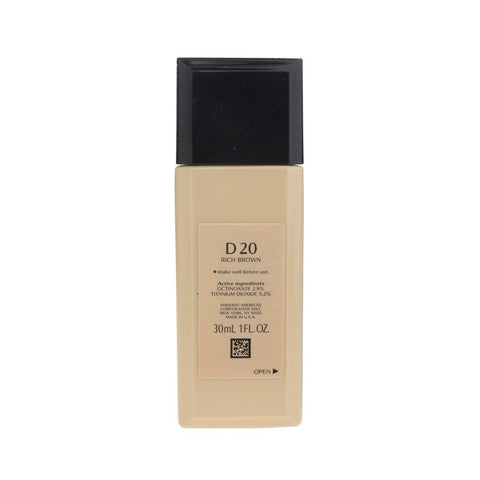 Shiseido Sheer And Perfect Foundation SPF18 1oz/30ml New Inbox