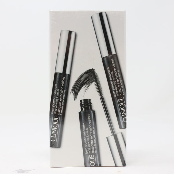 Lash Power Mascara Long-Wearing 3 x 6 mL