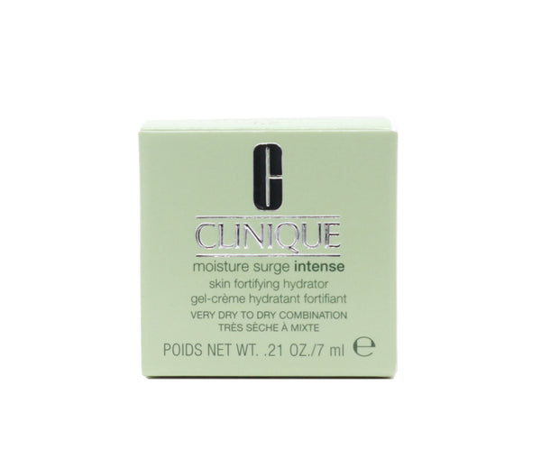 Clinique Moisture Surge Intense Skin Fortifying Hydrator Gel-Creme 0.21oz  New In Box (Pack Of 3)