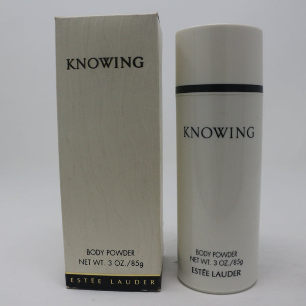 Knowing Body Powder mL