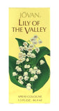 Jovan Lily of the Valley Spray Cologne 1.5Oz/44.4ml New In Box