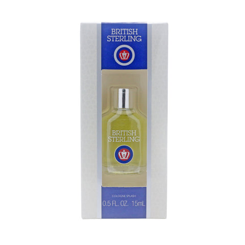 British Sterling Cologne 15 mL