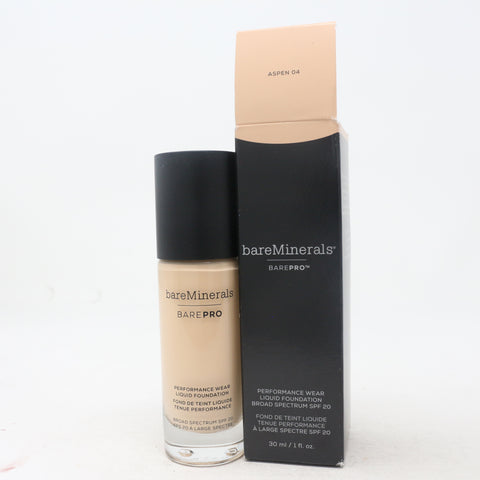 Barepro 24Hr Performance Wear Liquid Foundation