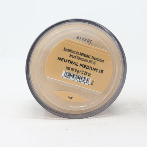 Origianl Loose Mineral Foundation Spf 15 8 g