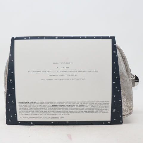 Bareminerals Starlight Beam 4 Pcs Makeup Bag  / New With Box