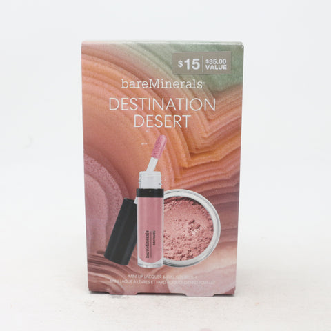 Destination Desert Mini Lip Lacquer & Full Size Blush