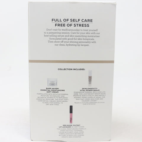 Bareminerals Treat Yourself 3-Piece All About You Kit  / New With Box