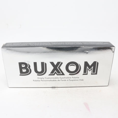 Buxom Empty Customizable Eyeshadow Palette  / New With Box
