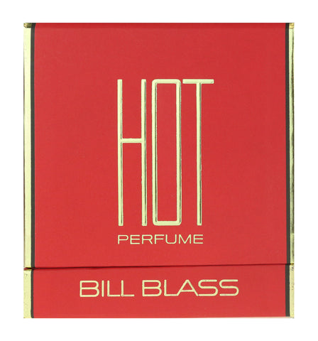 Bill Blass Hot Perfume Splash 1/3Oz In Box (Pure Perfume)