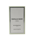 Givenchy Dahlia Noir L'eau Eau De Toilette 0.17oz/5ml  New In Box