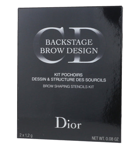 Backstage Brow Design Eyeliner 2 X 1.2 g
