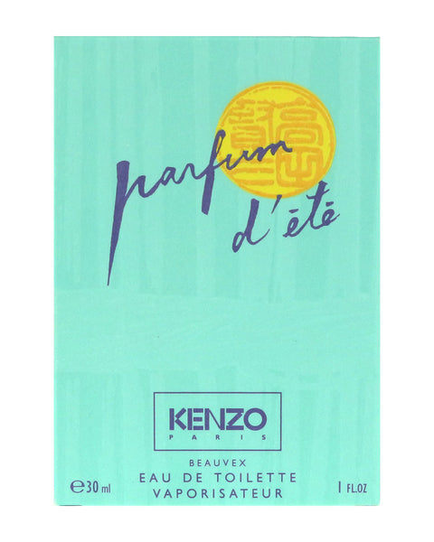 Kenzo Parfum D'ete Eau De Toilette Spray 1.Oz/30ml In Box