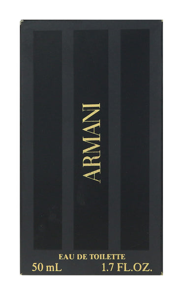 Giorgio Armani Armani Eau De Toilette Splash 1.7Oz/50ml In Box (Vintage)
