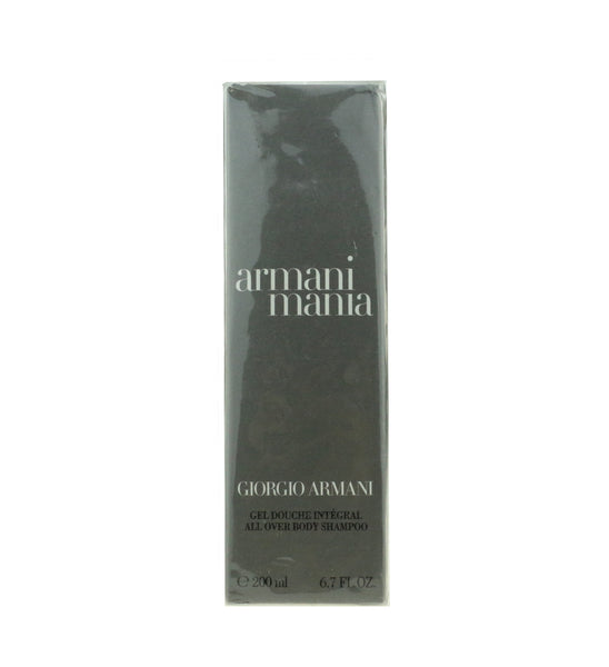 Armani Mania All Over Body Shampoo 200ml