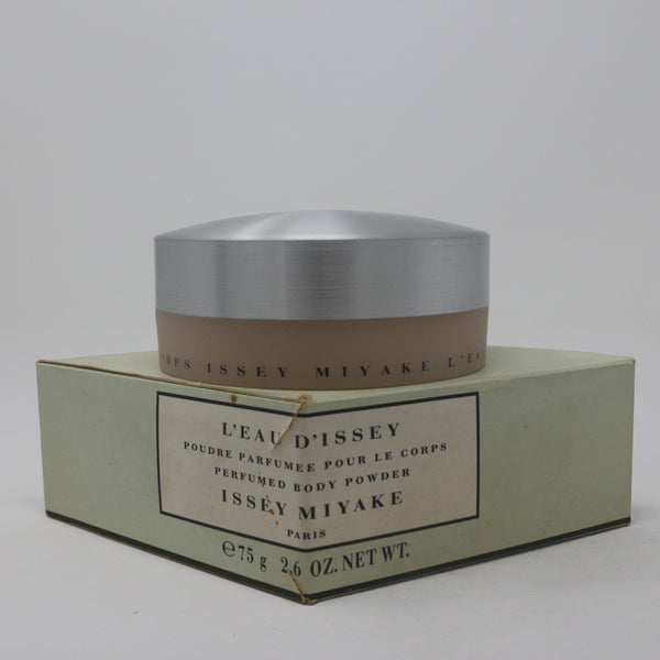 L Eau D Issey Perfumed Body Powder mL