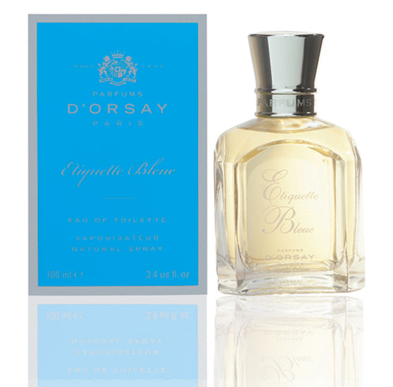 D'orsay Paris 'Etiquette Bleu' Eau De Toilette Spray 3.4oz/100ml New In Box