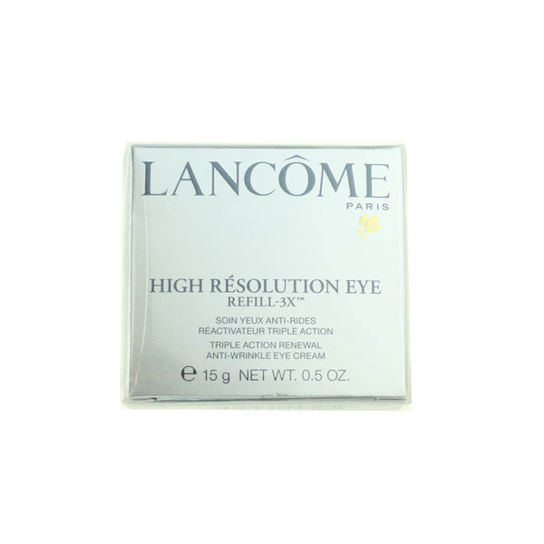 High Resoution Eye Refill-3X Anti-Wrinkle Eye Cream 0.5 oz