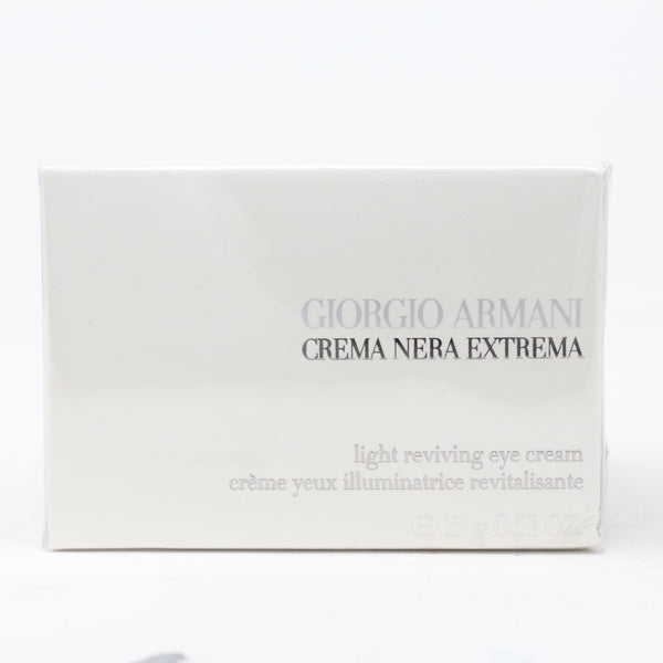 Crema Nera Extrema Light Reviving Eye Cream 15 g