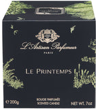 L'Artisan Parfumeur Le Printemps Scented Candle 7.0Oz/200g New In Box