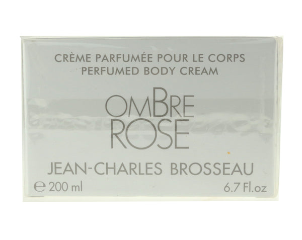 Ombre Rose Perfumed Body Cream 200 ml