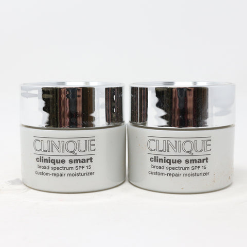 Clinique Smart Custom-Repair Moisturizer Pack Of 2 2 X 15 mL
